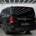 Антихром Mercedes-Benz услуги в Москве