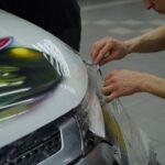 Винилография на капот автомобиля заказать