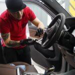 Защита кожи автомобиля керамикой