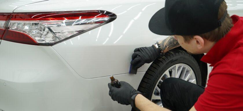 Керамика на авто