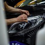 Обклеить авто плёнкой в Москве