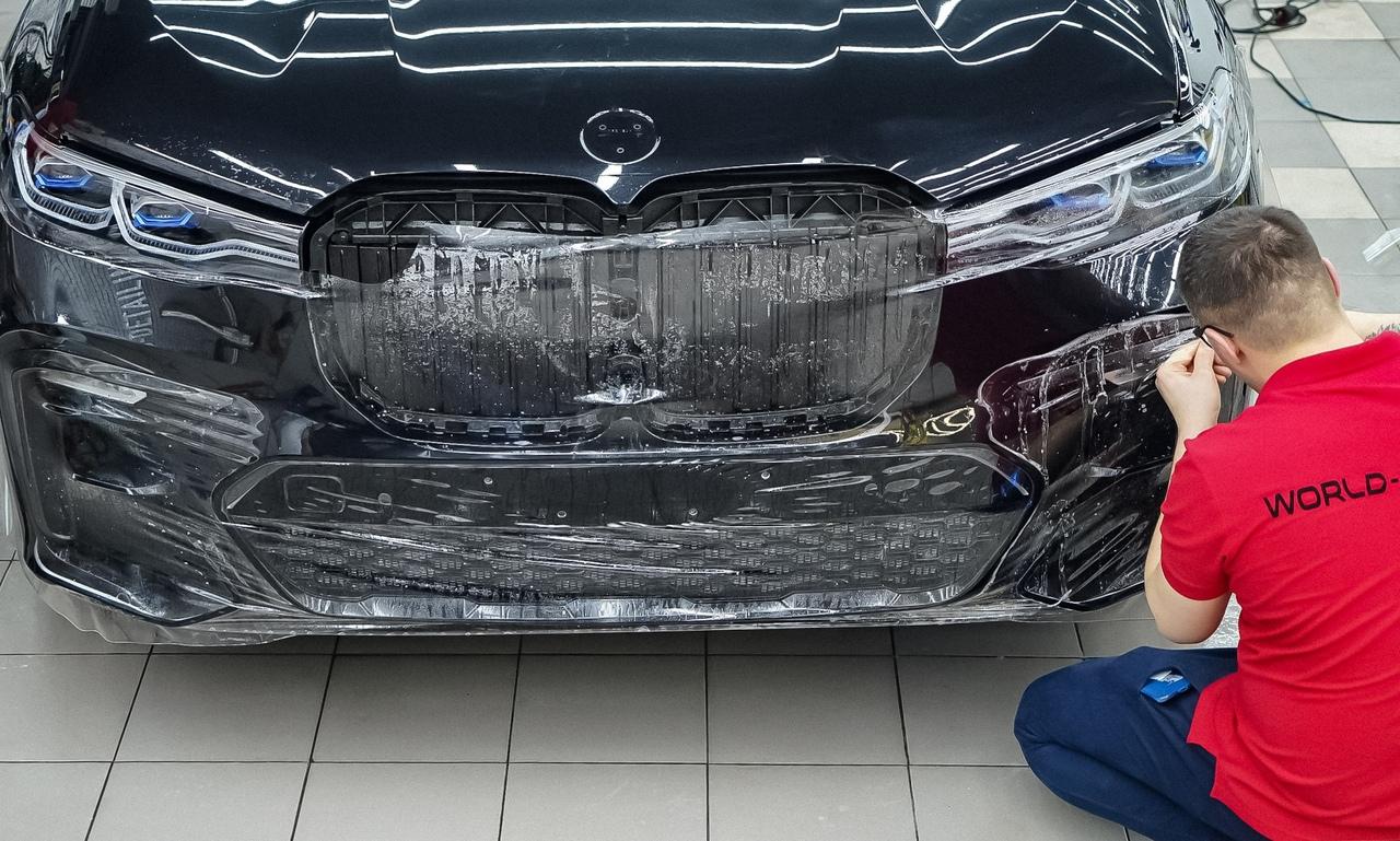 покрытие авто керамикой