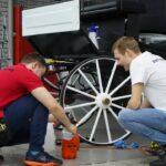 Обучение оклейки авто плёнкой в Москве