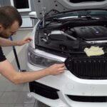 Оклеить машину полиуретановой плёнкой Suntek в Москве цены