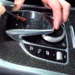 Оклеить мониторы автомобиля плёнкой