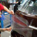 Оклейка автомобиля защитной плёнкой Llumar цены