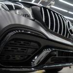 Оклейка авто виниловой плёнкой в Москве