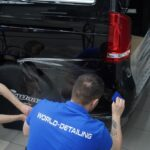 Оклейка авто защитной плёнкой цена