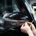 Оклейка авто полиуретановой плёнкой цена в Москве