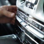 Оклейка деталей салона Mercedes G 63
