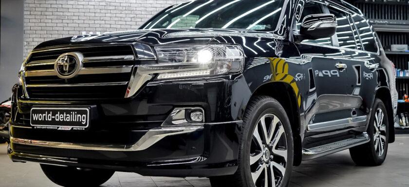 Оклейка кузова автомобиля защитной плёнкой цена