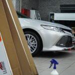 Оклейка кузова автомобиля плёнкой