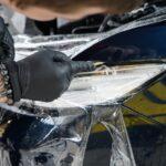Оклейка машины плёнкой цена в Москве дёшево