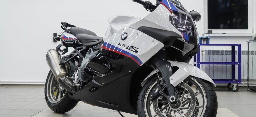 Оклейка мотоцикла полиуретаном цены в Москве