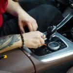 Оклейка плёнкой деталей салона автомобиля