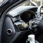 Оклейка плёнкой элементов автомобиля
