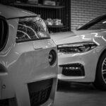 Оклейка плёнкой BMW X3