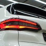 Оклейка полиуретановой плёнкой автомобиля