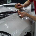 Оклейка полиуретановой плёнкой автомобиля в Москве