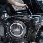 Оклейка полиуретановой плёнкой авто