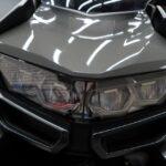 Оклейка полиуретановой плёнкой BMW C400GT услуги в Москве