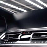Оклейка салона автомобиля плёнкой BMW X5