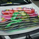 Плёнка для автомобиля оклейка Москва цена