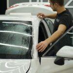 Плёнка на авто защитная от сколов
