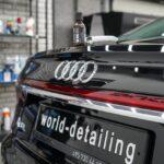 Покрытие автомобиля нанокерамикой