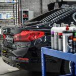 Полирование стёкол автомобиля