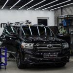 Полировка кузова Toyota Land Cruiser 200