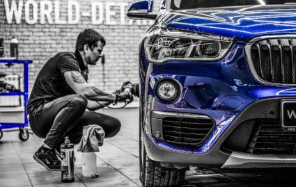 Полировка BMW X1