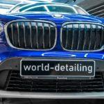 Полировка BMW X1 в Москве