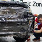 Полная оклейка автомобилей защитной плёнкой