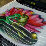 Стоимость оклейки авто виниловой плёнкой