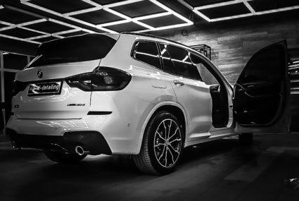 Тонировка BMW X3