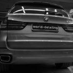 Тонировка стёкол BMW X5