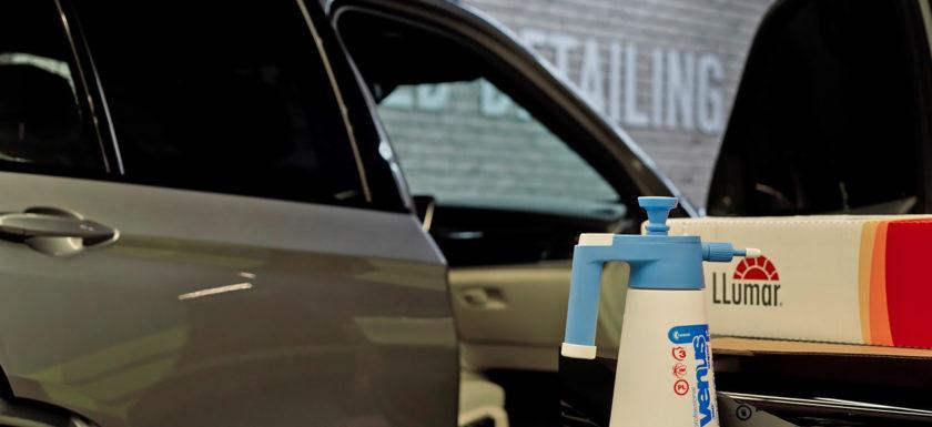 Высококачественная тонировка автомобильного стекла плёнкой Llumar