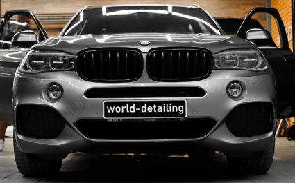 Профессиональная, качественная тонировка BMW X5