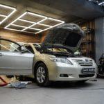 Шумоизоляция автомобиля — цена