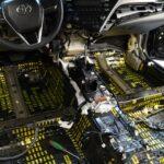 Шумоизоляция для автомобиля Тойота Камри