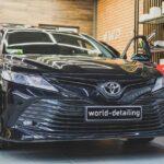 Toyota Camry — полная шумоизоляция
