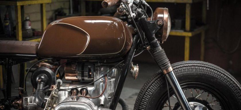 Детейлинг мотоциклов