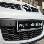 Mazda CX-7 — шумоизоляция