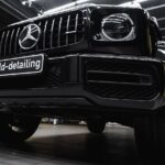 Mercedes G 63 оклеить антигравийной плёнкой качественно