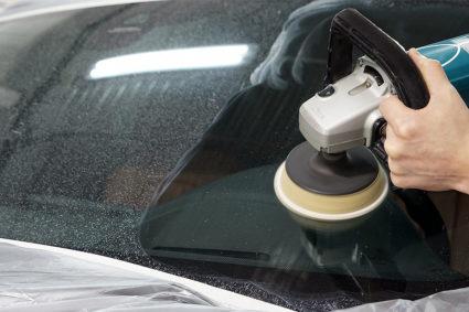 Полировка и восстановление автомобильных стёкол