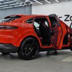 Porsche Cayenne Coupe защита кузова керамикой Гейон